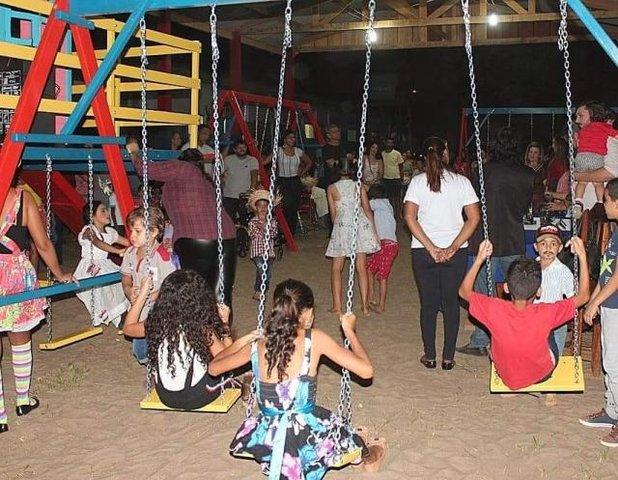 Adelino e Lucas Follador viabilizam o primeiro parque adaptado em escola de Rondônia - Gente de Opinião