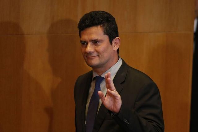 Quatro suspeitos de invadir telefone de Sergio Moro são detidos pela PF - Gente de Opinião