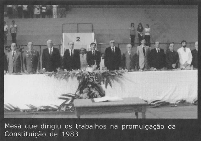 Deputados constituintes serão homenageados pela Assembleia Legislativa de Rondônia   - Gente de Opinião