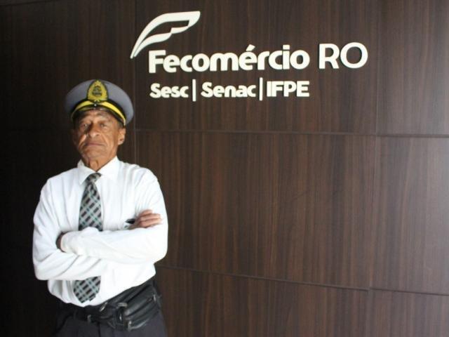 José Bispo de Morais, ex-ferroviário e Presidente da Associação dos Ferroviários da Estrada de Ferro Madeira Mamoré (Asfemm) - Gente de Opinião