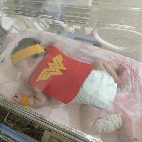 Projeto Heróis da Neo tem objetivo de aumentar o vinculo dos pais com a equipe médica - Gente de Opinião