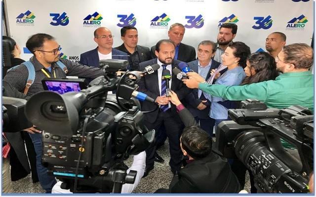 """Laerte Gomes espera que conversa """"seja mesmo falsa"""" - Os sapos enterrados em Candeias - Zequinha ainda no mandato - Gente de Opinião"""