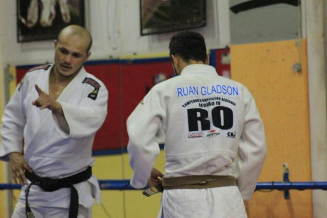 JUDÔ - Sensei  porto-velhense, Andreilson Souza, é homologado faixa preta graduação 3º Dan. - Gente de Opinião