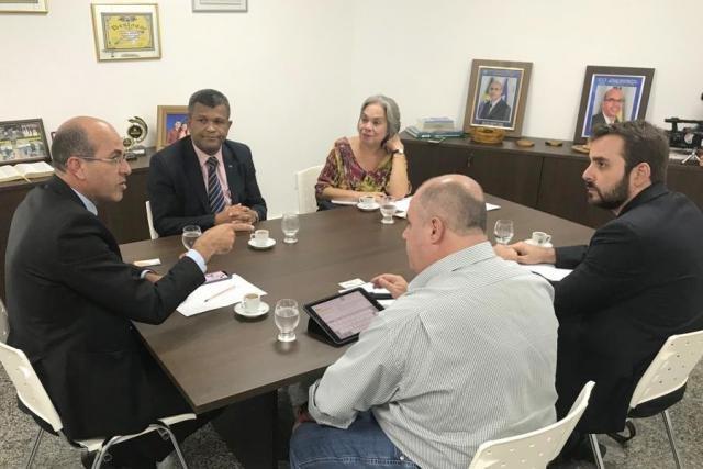Deputado Ismael Crispin se reúne com a Energisa em apoio aos consumidores de Rondônia - Gente de Opinião