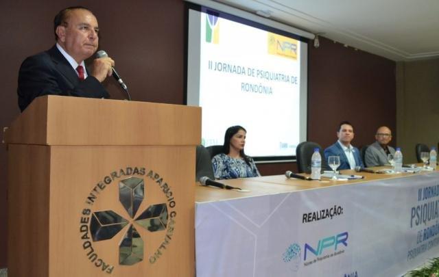 Núcleo de Psiquiatria de Rondônia e Associação Médica Brasileira realizam II Jornada de Psiquiatria no Centro Universitário FIMCA - Gente de Opinião