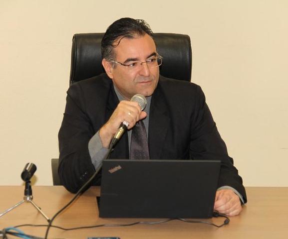 O juiz João Luiz Rolim Sampaio é titular no I Juizado Especial Cível, em Porto Velho. - Gente de Opinião