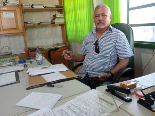 Raimundo Dimas, gestor do Parque Estadual, destaca as ações desenvolvidas pelo Estado - Gente de Opinião