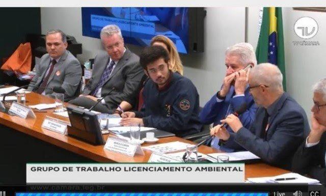 Ambientalistas criticam deputado federal Kataguiri por PL que muda licenciamento ambiental - Gente de Opinião