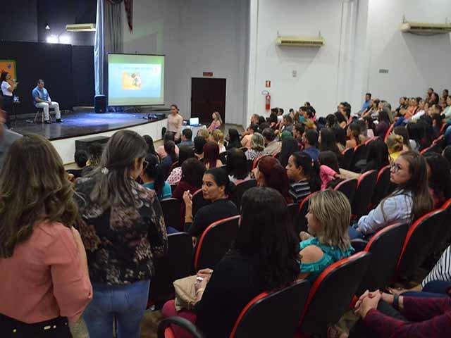 Mais de 300 pessoas participam da Conferência Municipal sobre Autismo em Rolim de Moura - Gente de Opinião