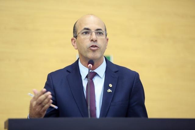 Deputado Ismael Crispin cobra do governo minuta para melhorar setor da segurança pública - Gente de Opinião