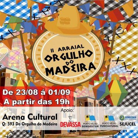Porto Velho - Prefeitura continua apoiando festividades no município - Gente de Opinião