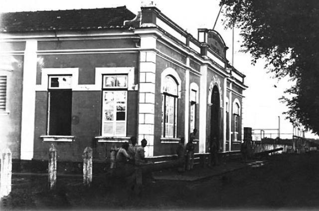 No ano de 1932, o Presidente Getúlio Vargas criou o Contingente Especial de Fronteira - Gente de Opinião