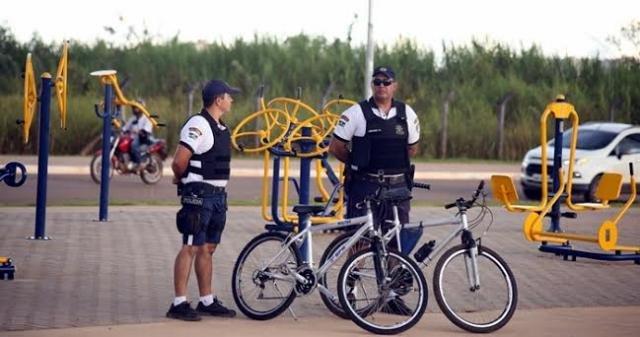 CDL apóia PM na implantação do ciclopatrulhamento nos centros comerciais da capital - Gente de Opinião