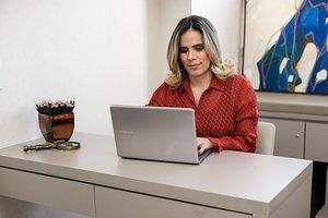 Andréa Chaves - Gente de Opinião