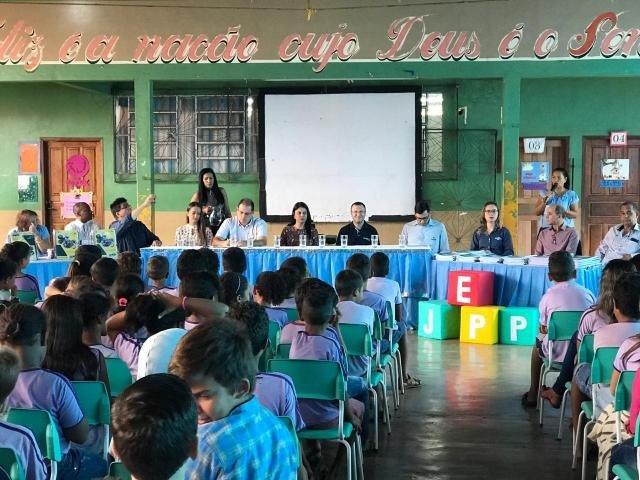 Rondônia - Escolas recebem material de empreendedorismo - Gente de Opinião