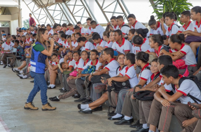 Colégio Tiradentes da Polícia Militar II - Jaci Paraná - Gente de Opinião