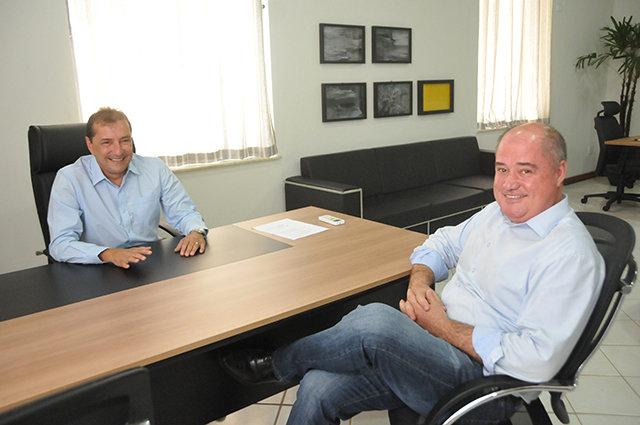 Porto Velho - Prefeito firma parceria com prefeitura de Ji-Paraná - Gente de Opinião