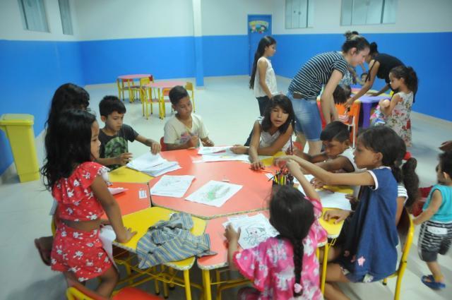 Porto velho - Prefeito inaugura escola e creche no Orgulho do Madeira - Gente de Opinião