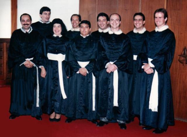 Há 27 anos era empossada a 7ª turma de magistrados do TJRO - Gente de Opinião