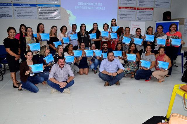 Vilhena aprimora gestão com Empretec para servidores municipais - Gente de Opinião
