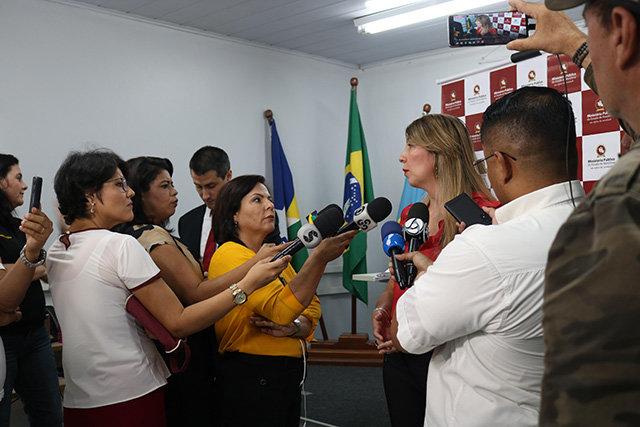 Pedido do Ministério Público para intervenção no serviço de transporte escolar em Porto Velho é atendido pelo Justiça - Gente de Opinião