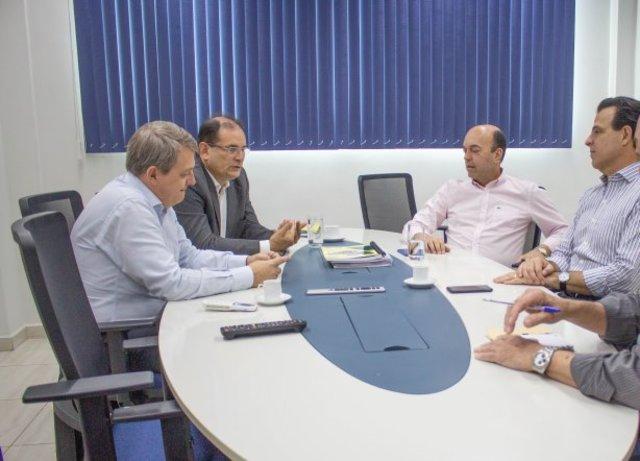 Diretores da Santo Antônio Energia Visitam Sebrae - Gente de Opinião