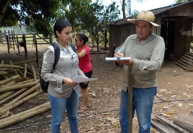 Em Rondônia, projeto Plantar realiza maior operação de recuperação de áreas do país - Gente de Opinião