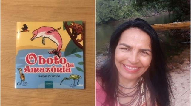 Escritora rondoniense apresenta: O Boto da Amazônia nesta sexta + Palco Giratório começa  Temporada - Gente de Opinião