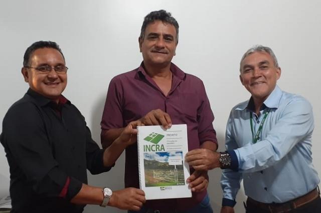 Incra apresenta projeto de regularização fundiária para parceria com instituições - Gente de Opinião