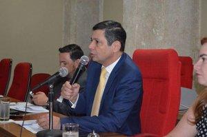 Presidente da OAB/RO, Elton Assis. - Gente de Opinião