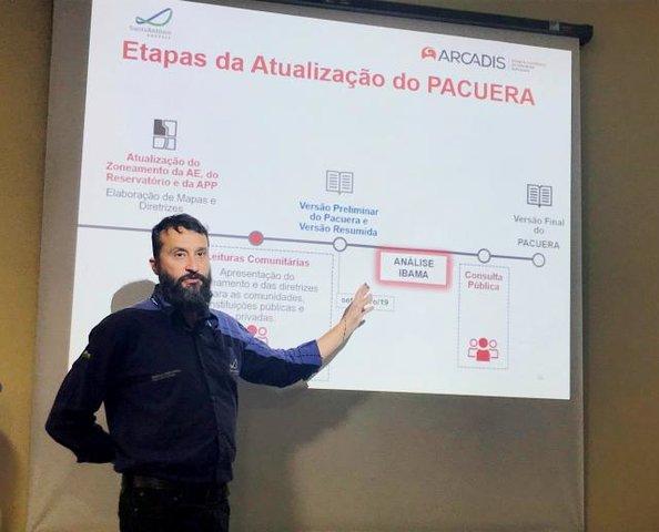 Porto Velho - Pacuera irá nortear o desenvolvimento da região do entorno do reservatório da hidrelétrica - Gente de Opinião