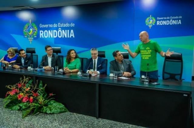 Luciano Hang destacou o potencial de Rondônia - Gente de Opinião
