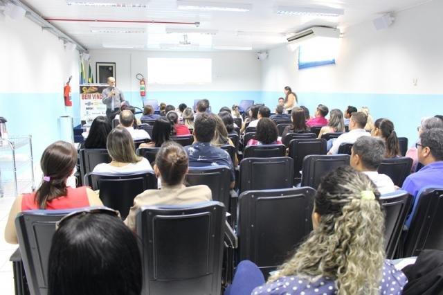 Formação e capacitação de pregoeiros no auditório do Sebrae em Porto Velho - Gente de Opinião
