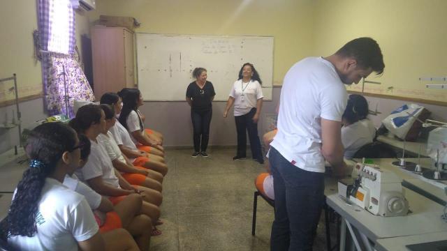 Faculdade Sapiens desenvolve projeto de empreendedorismo feminino com reeducandas em Porto Velho - Gente de Opinião