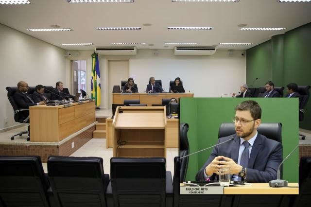 Conselheiro Paulo Curi Neto é eleito presidente do TCE-RO para o biênio 2020/2021 - Gente de Opinião
