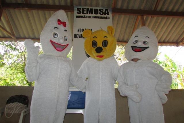 Semusa inicia campanha de vacinação em duas etapas - Gente de Opinião