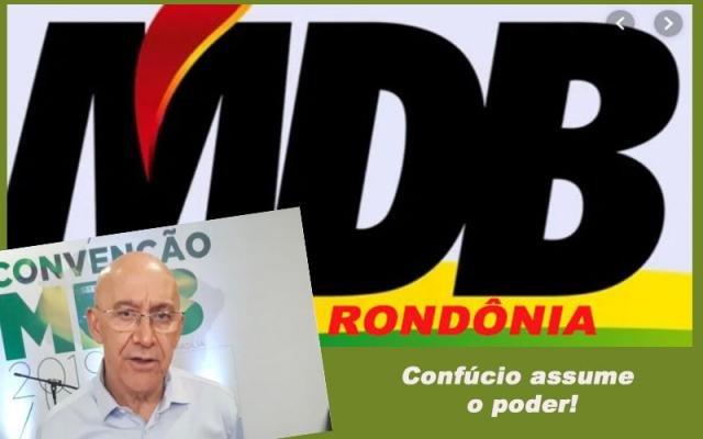 Confúcio é vice presidente nacional do MDB + CPI recebe paraibano e vai ao Acre + A estranheza do Coronel + Nossos médicos em destaque nacional - Gente de Opinião