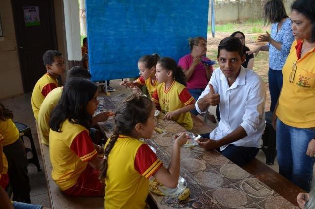 Rolim de Moura serve mais 100 mil refeições por mês às crianças da rede municipal de ensino - Gente de Opinião