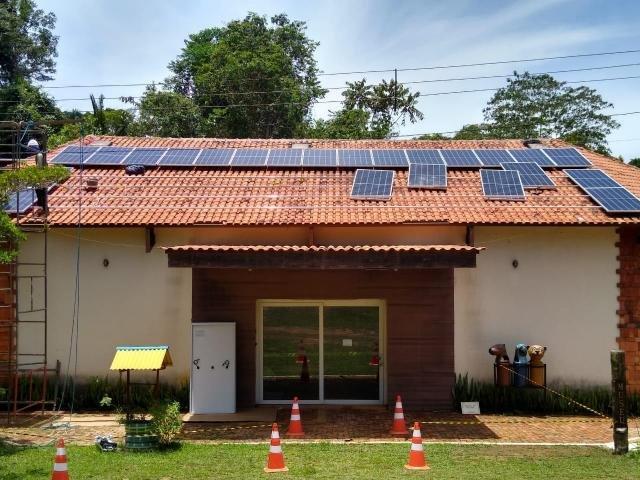 Porto Velho - Semi investe em painéis solares e economia pode chegar a 80% - Gente de Opinião