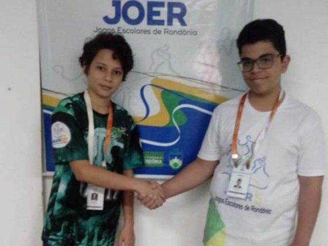 Após ser atendido Lotus e Paulo Henrique retornaram à competição de Xadrez - Gente de Opinião