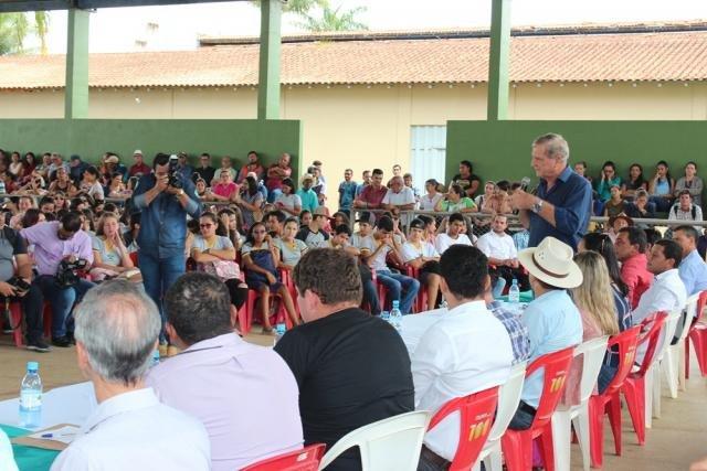 Adelino Follador participa de audiência pública que discutiu a instalação do IFRO em Buritis - Gente de Opinião