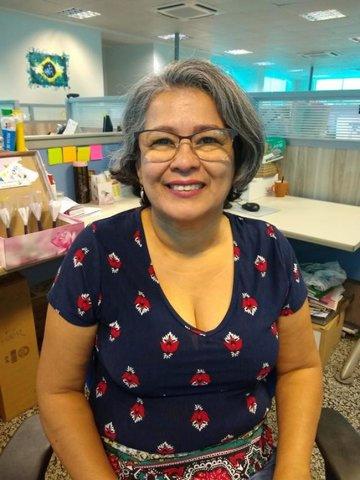 Maria do Socorro diz que ser professor é viciante - Gente de Opinião
