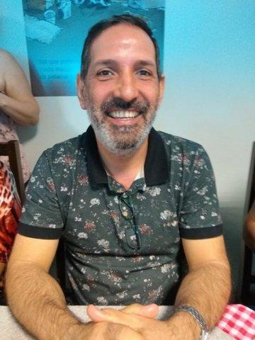 Daniel começou na rede estadual como emergencial - Gente de Opinião