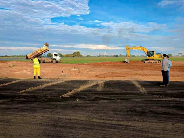A execução dos serviços nos aeroportos de Ji-Paraná e Vilhena estão sob responsabilidade das residências regionais do DER - Gente de Opinião