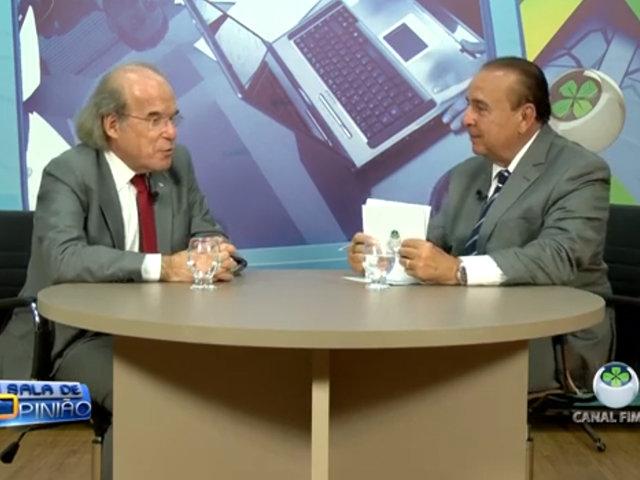 Dr. Aparício Carvalho entrevista o Dr. Jorge Jaber, Médico Psiquiatra - Gente de Opinião