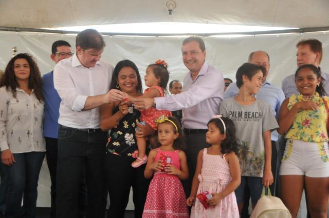 Hildon Chaves destaca parcerias na entrega de milhares de imóveis - Gente de Opinião