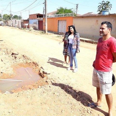 Ministério Público realiza reunião sobre os bairros Conceição e Flamboyant após intervenção de Cristiane Lopes - Gente de Opinião