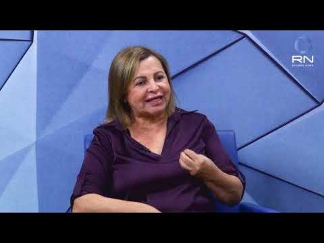 Presidente do CDL Joana Joanora no Direto ao Ponto desta semana_Parte 01 - Gente de Opinião