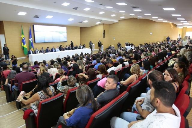 Rondônia - Audiência pública debate estratégias de melhorias da educação - Gente de Opinião