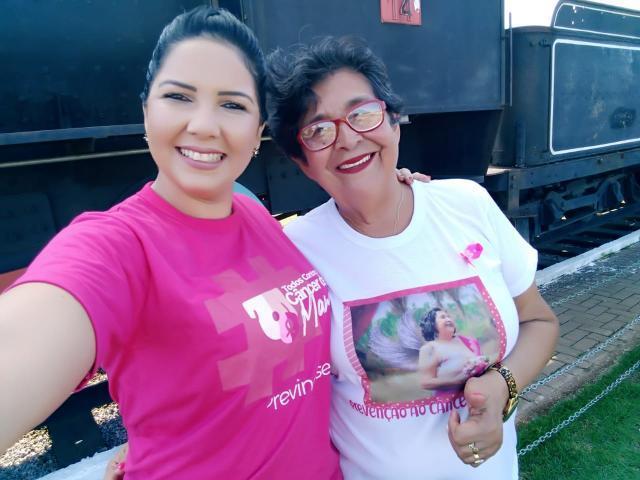 Hoje é o Dia Municipal de Prevenção ao Câncer de Mama, a Lei é de autoria de Cristiane Lopes - Gente de Opinião